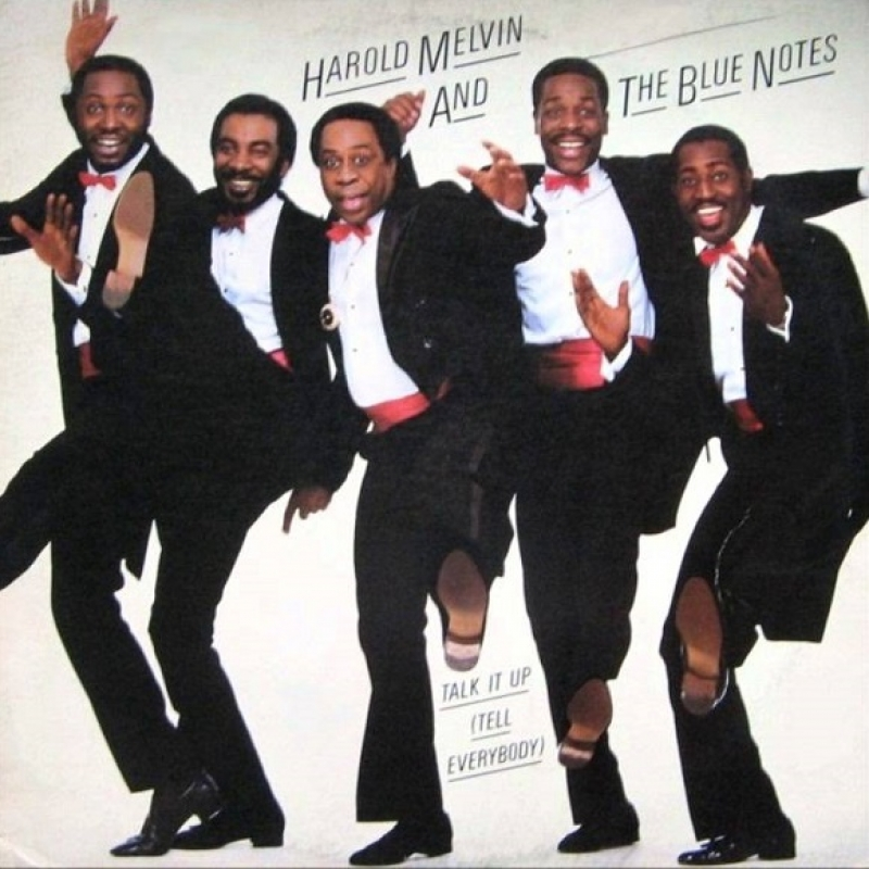 Harold Melvin & The Blue Notes Image