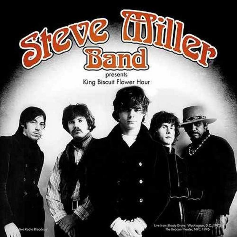 Steve Miller Band Image