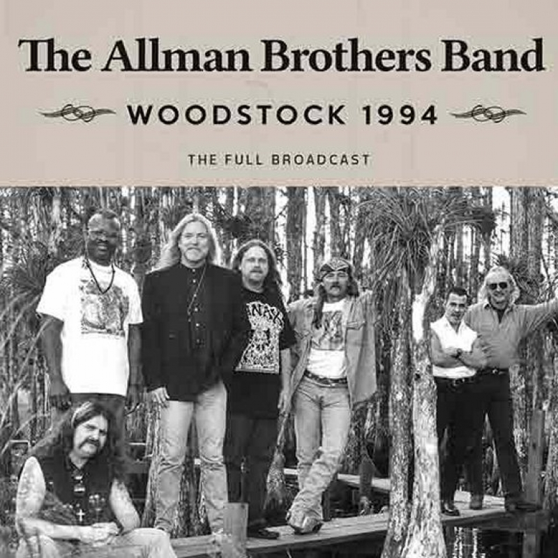 Allman Brothers Band Image